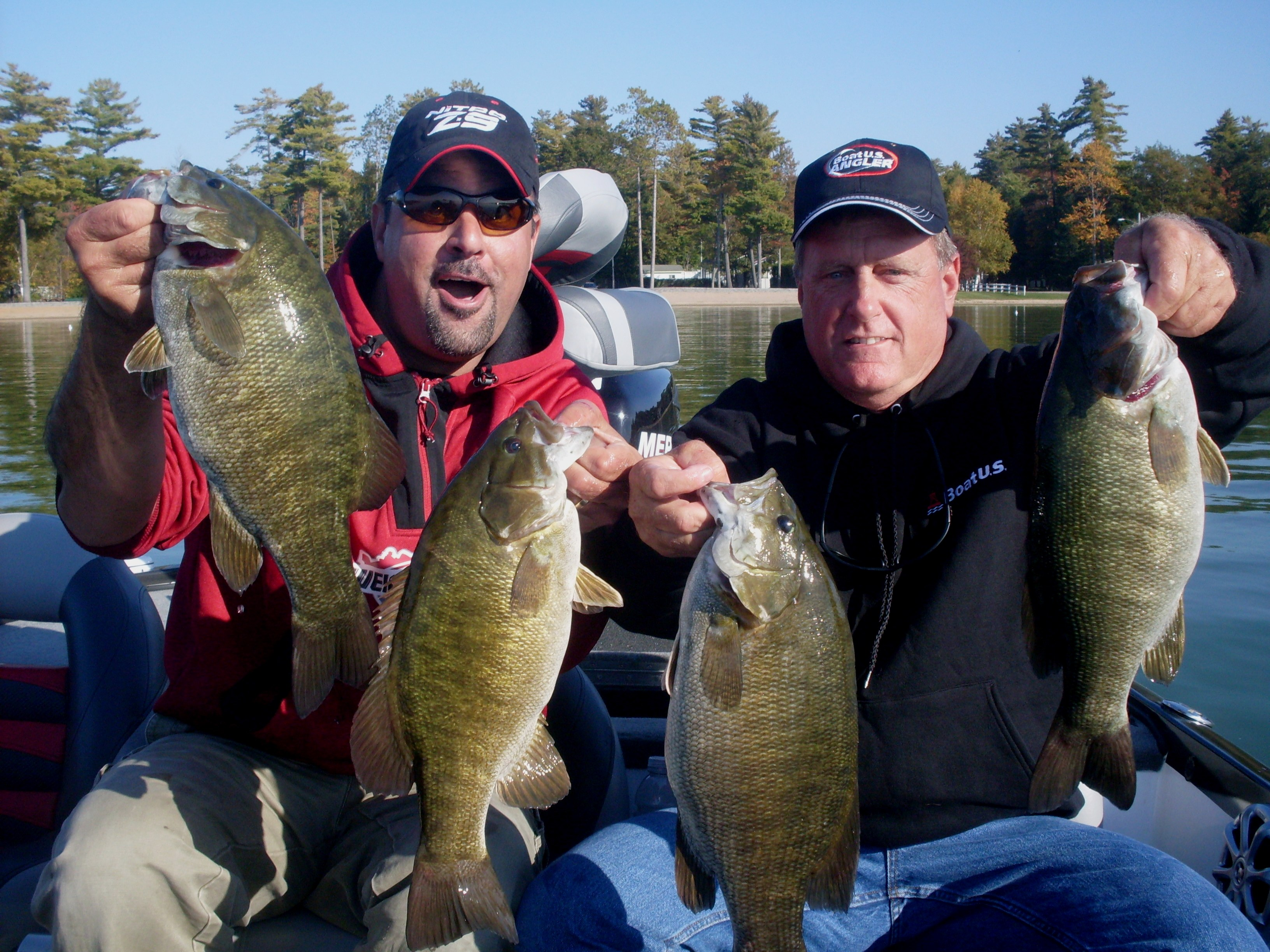 November 2011 captain ken kreisler 39 s boat and yacht report for Zona s awesome fishing show