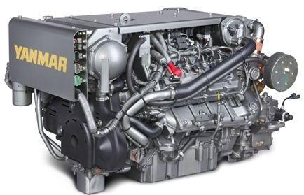 Yanmar Marine Diesel Engines Captain Ken Kreisler S Boat