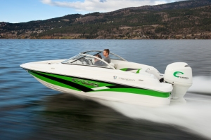 Campion and ReGen have teamed up with an electric rig capable of pulling waterskiers and wakerboarders.