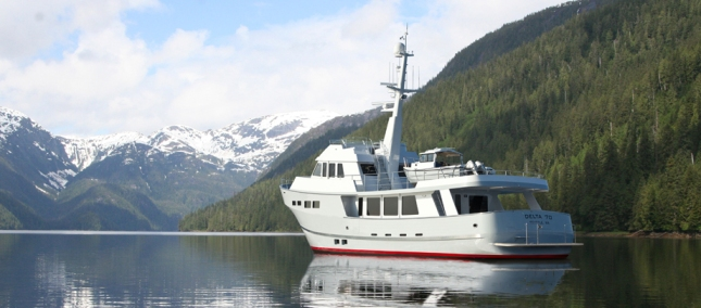 It is clear why Delta 70007 is truly the stuff that nautical dreams are made on.
