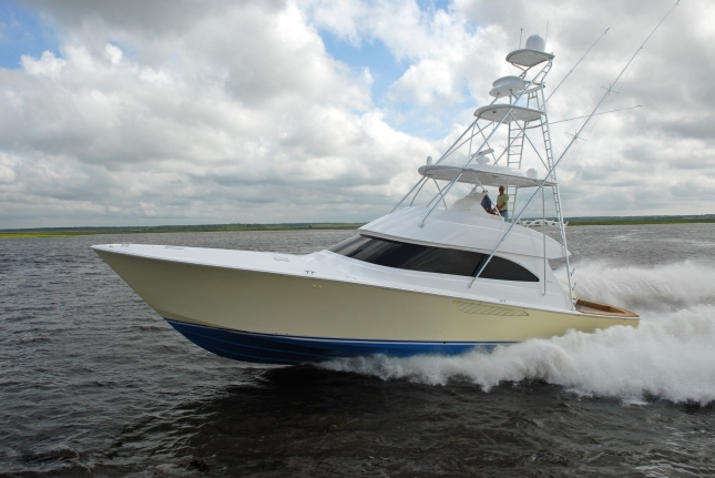 The Viking 55C runs proud to a heritage that is built on pride of craftsmanship and a name that is synonomous with the best that a fishing boat has to offer.
