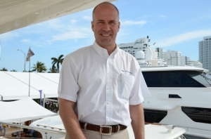 With his boating background, Patric Von Sydow is a hands-on CEO.