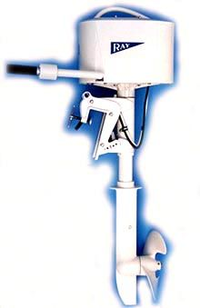 Ray Electric Outboard