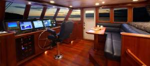 The Pilothouse as realized by Northern Marine.