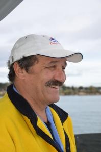 Northern Marine has made Tod Taricco a very happy man.