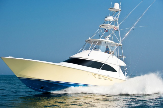 The Viking 52C represents all one would expect from this well-known, quality builder.