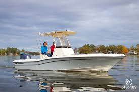 Every inch a Grady White, the new 251-CE is the first in the Coastal Explorer series.