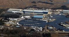 The home of all VIking sportfish boats is the modern 810,000 square foot manufacturing facility located in New Gretna, NJ, equipped with the latest technology and machinery.