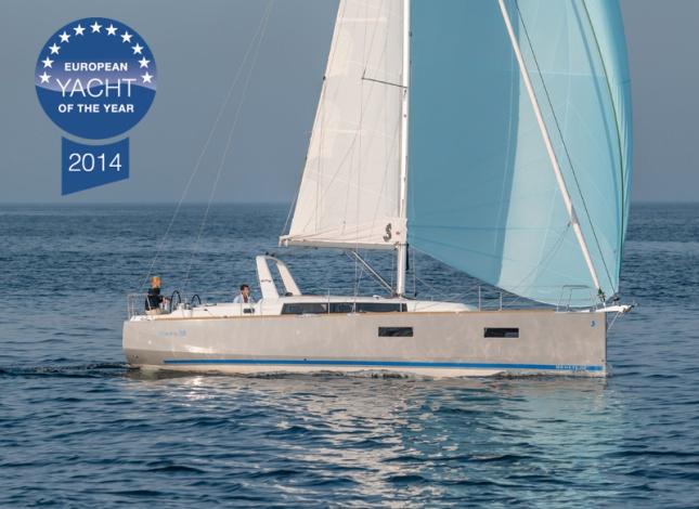 Beneteau's Oceanis 38.