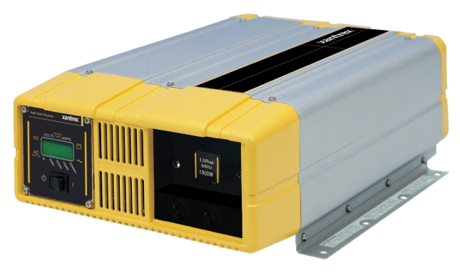 Xantrex PROsine™ Inverters deliver true sine wave output that is identical to AC power supplied by your utility. This clean output makes PROsine™ Inverters ideal for handling sensitive loads, while also improving AC equipment performance. Designed for recreational and industrial applications, expect the best performances from televisions, audio systems, speed tools, and any other electronics where you want nothing but the most optimal performance.