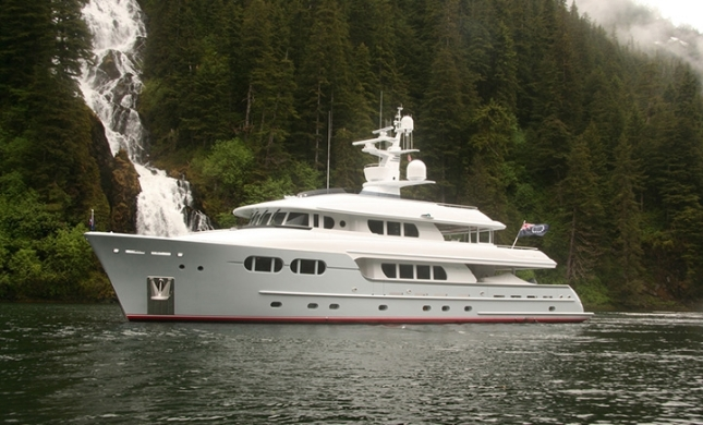 Launched in 2008, the Delta-built 38m/124+ft explorer yacht Marama, is just one of the many Setzer  projects that ply the world's oceans.