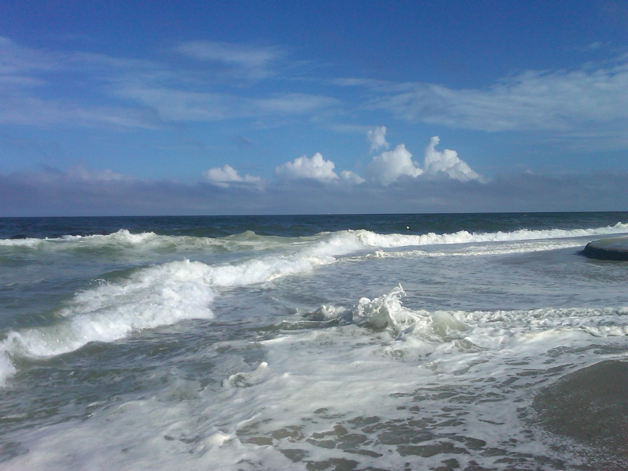 Beachfront community captain ken kreisler 39 s boat and for Ocean city nj surf fishing report