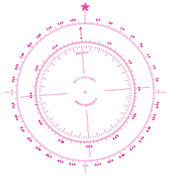 250px-Modern_nautical_compass_rose.svg