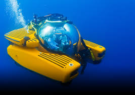 Triton personal submarines can open up a whole new world for its owners.