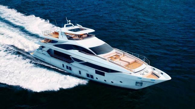 The Benetti Vivace 125 fast displacement yacht is an elegant statement from this noted builder.